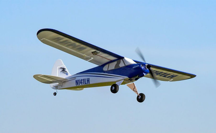 How to choose an RC plane for beginners?